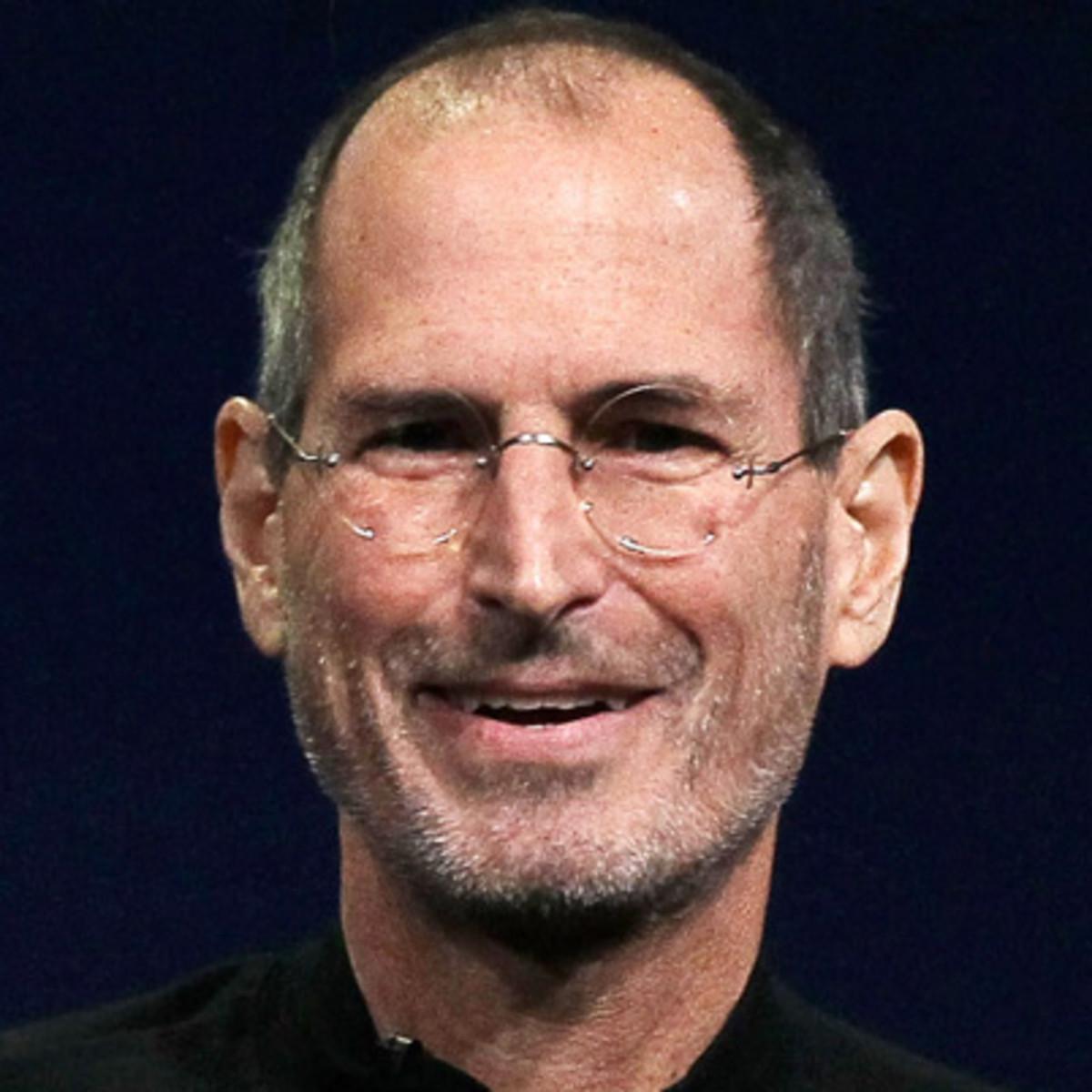 Steven Jobs. source: en-wikipedia.com