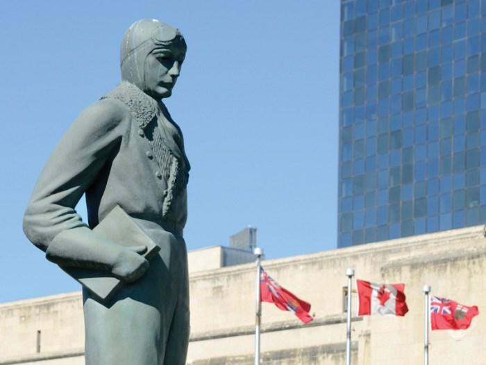 """Sir William Stephenson - """"Intrepid"""" - Canada's James Bond - Winnipeg"""