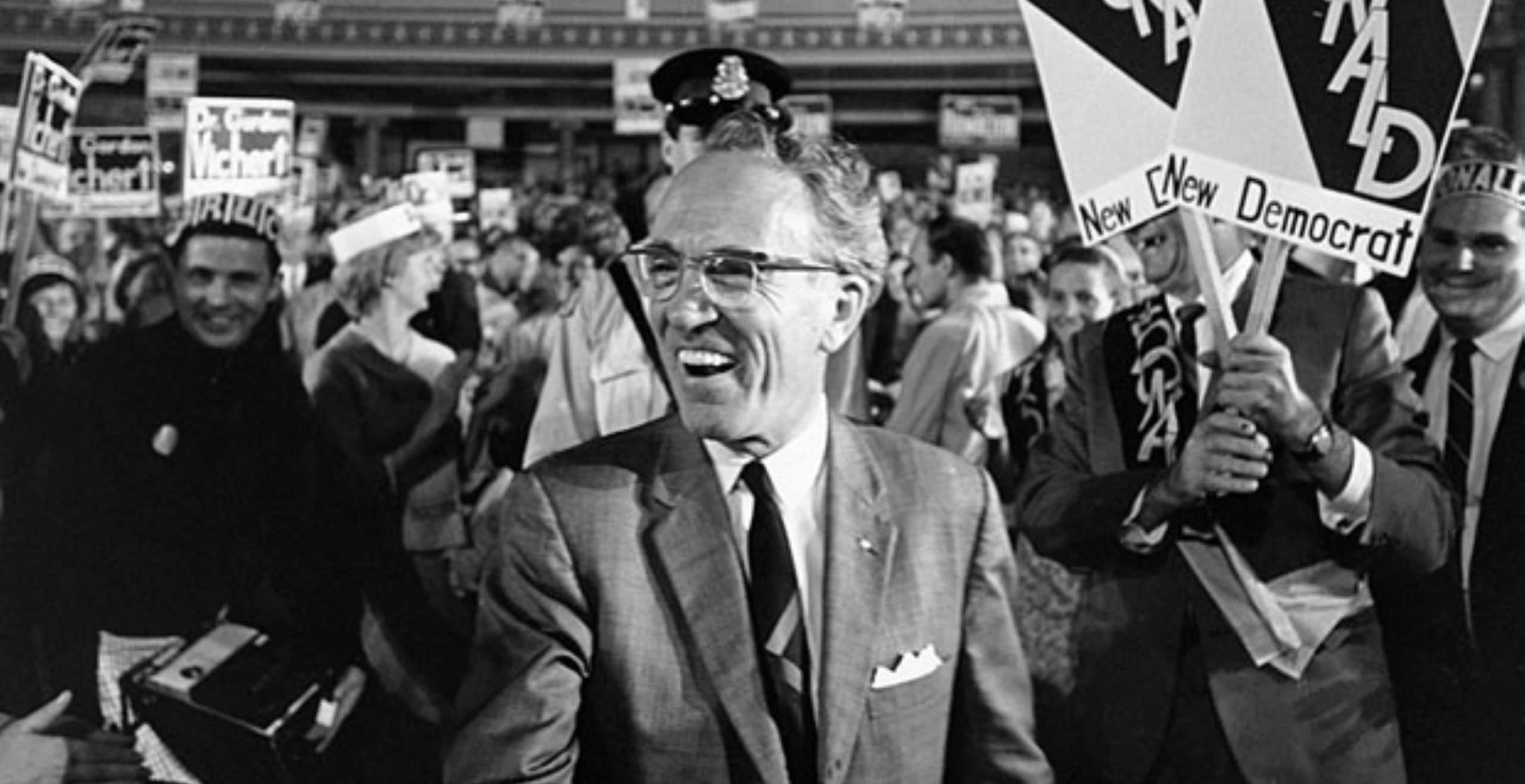 Tommy Douglas. Source: historicuk.com