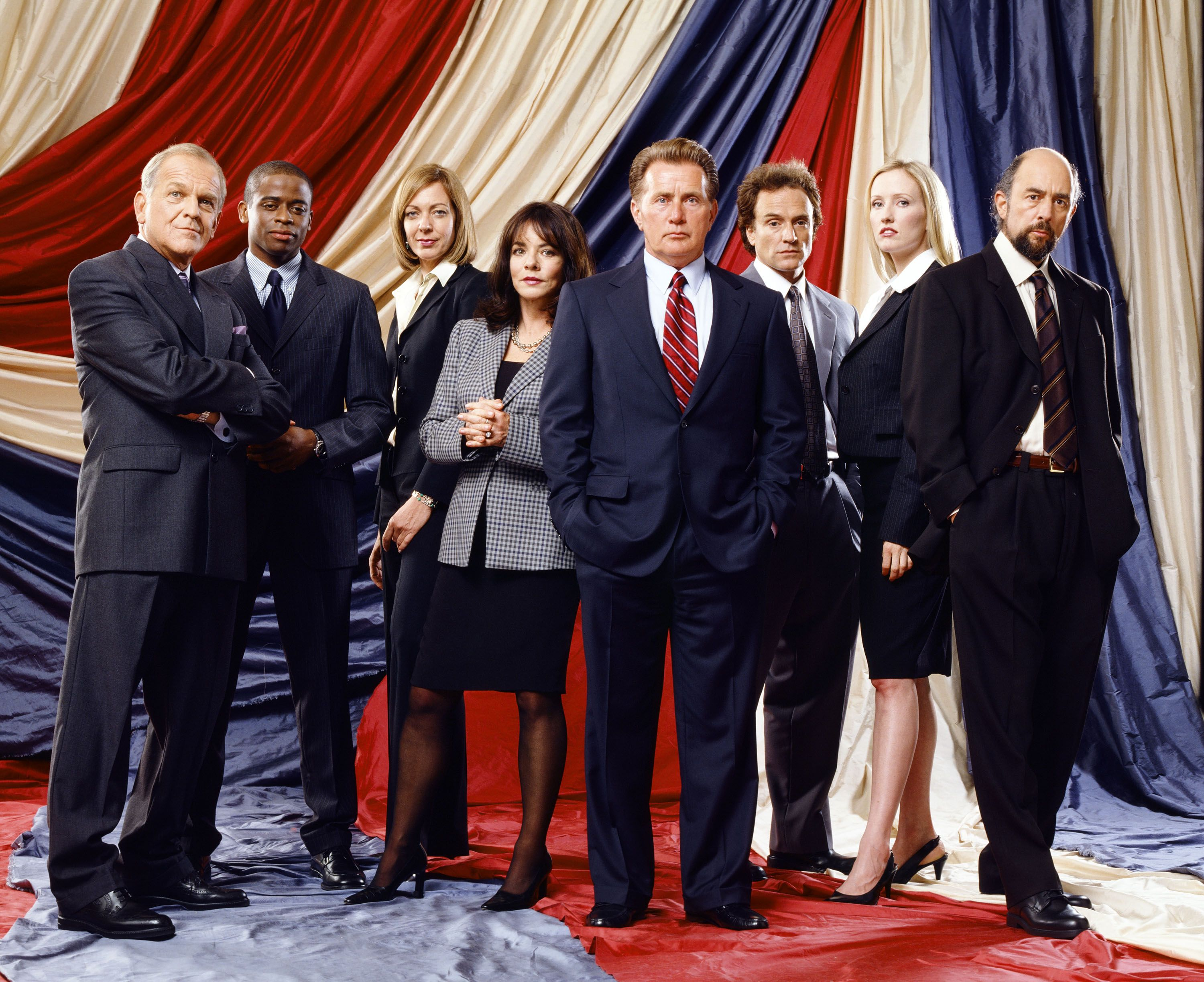 The West Wing Cast: Source: VOX.com
