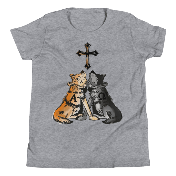 ALPHA AND OMEGA YOUTH GRAY