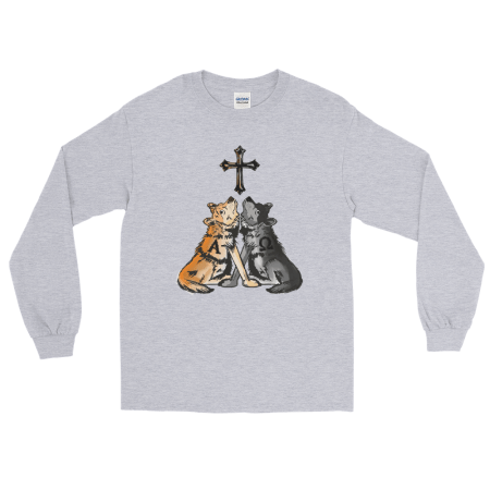 Alpha and Omega Christian Shirt