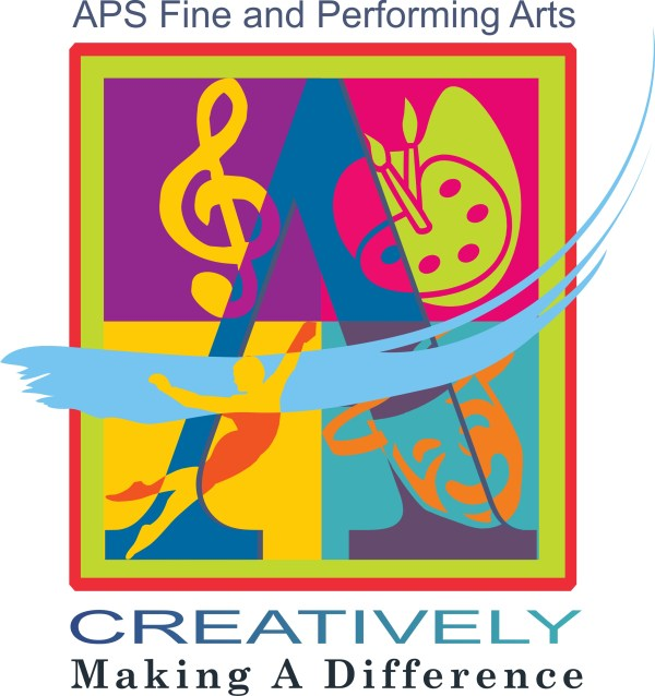 Fine and Performing Arts Logo