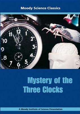 The Mystery of the Three Clocks (G) by Moody Science Classics