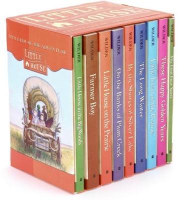 Little House Series by Laura Ingalls Wilder
