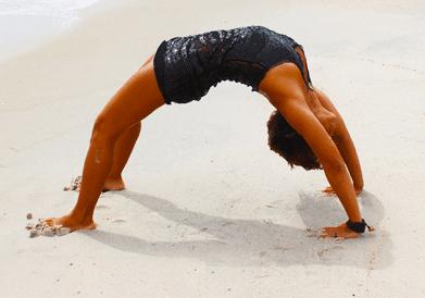 Urdhva Dhanurasana: Upward Bow Pose or Wheel Pose