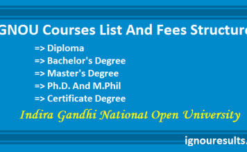 IGNOU Course