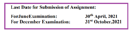 [Image Source: Ignou Assignment]