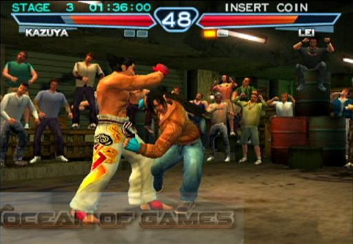 Tekken 4 Setup Free Download