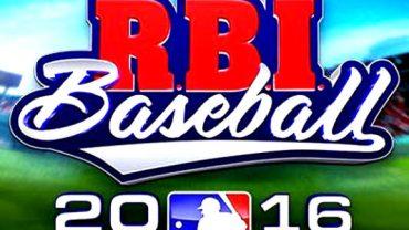 R.B.I. Baseball 2016 Free Download