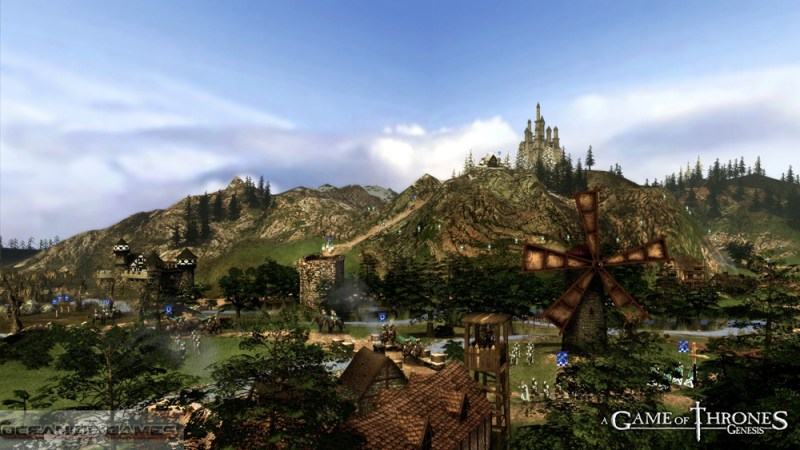 A Game of Thrones Genesis Download For Free