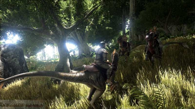 ARK Survival Evolved Setup Free Download
