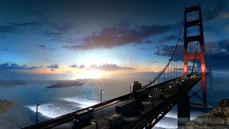 American Truck Simulator 2016 Features