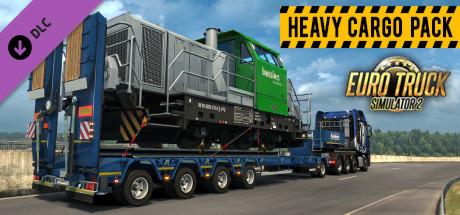Euro Truck Simulator 2 Heavy Cargo Pack Free Download