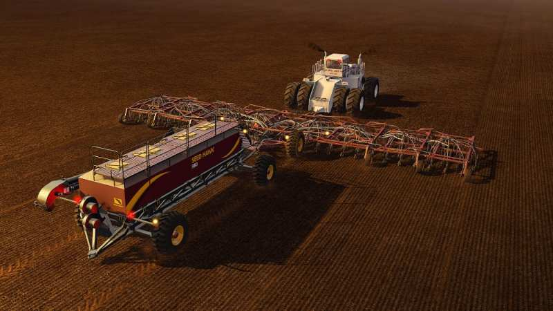 Farming Simulator 17 Big Bud Features