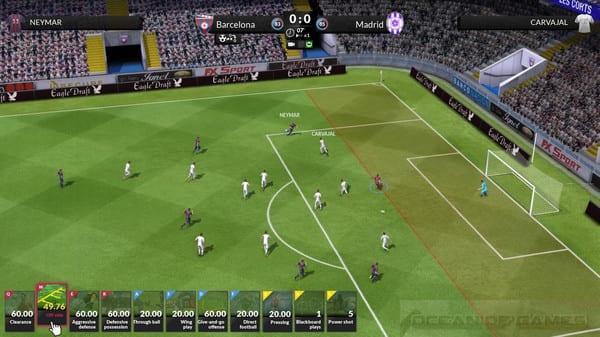 Football Club Simulator 17 Features