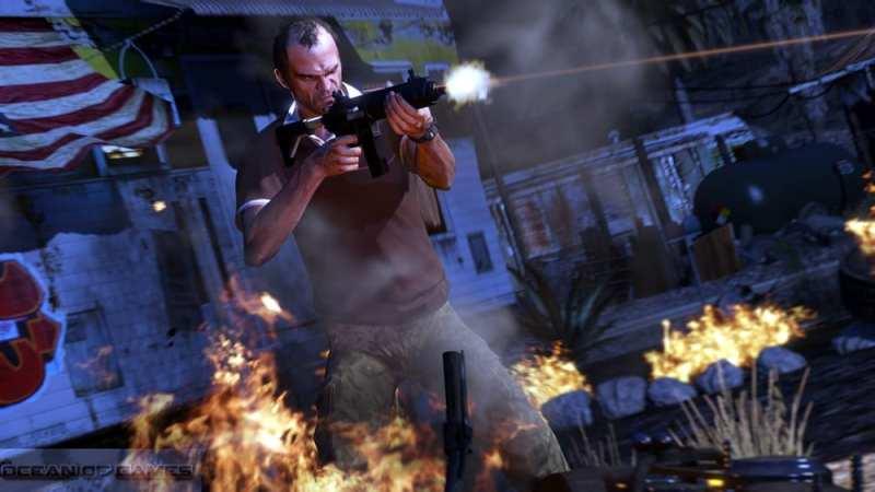 GTA V PC Game Setup Download For Free