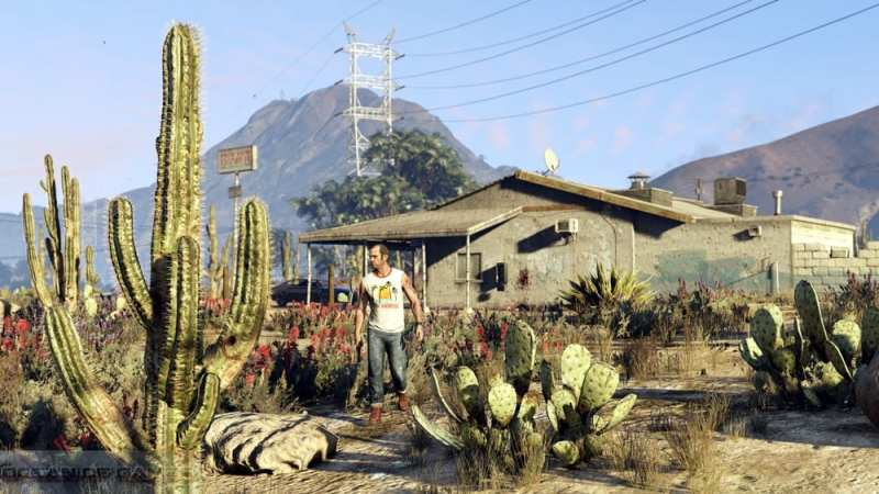 GTA V PC Game Setup Free Download