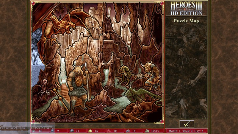 Heroes of Might and Magic III HD Edition Download For Free