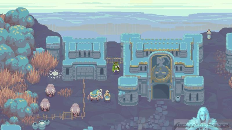 Moon Hunters Features