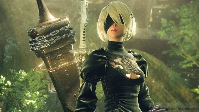 NieR Automata Day One Edition Setup Free Download