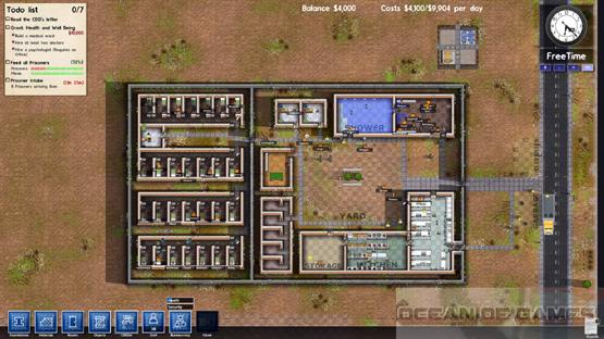 Prison Architect Features