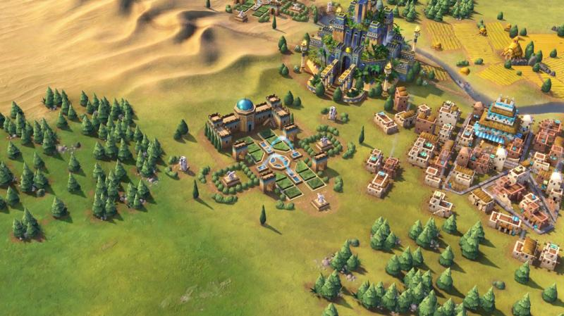Sid Meiers Civilization VI Persia and Macedon Features