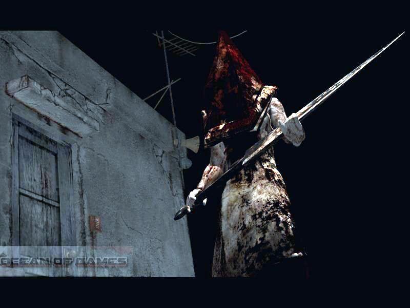 Silent Hill 2 Directors Cut Features