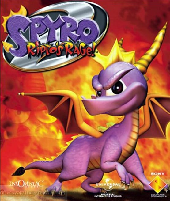Spyro The Dragon 2 Free Download PC Game setup in direct link for windows. Spyro The Dragon 2 is an action 3D game with animated graphics.