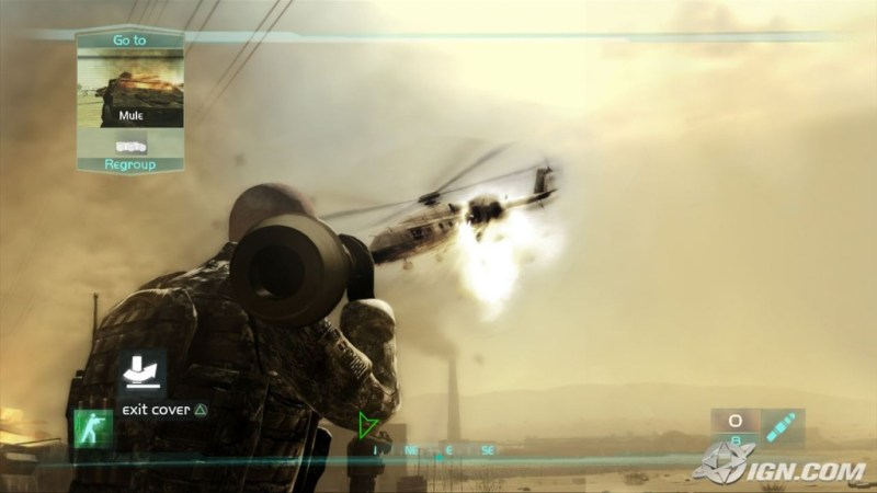 Tom Clancy Ghost Recon Advanced Warfighter Free Setup Game