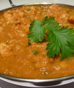 Chicken Dhansak Dal