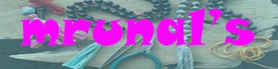 Mrunal's Logo