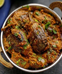 Bharali Vangi (Eggplant)