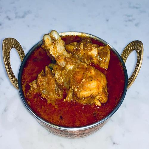 Chicken Kolhapuri