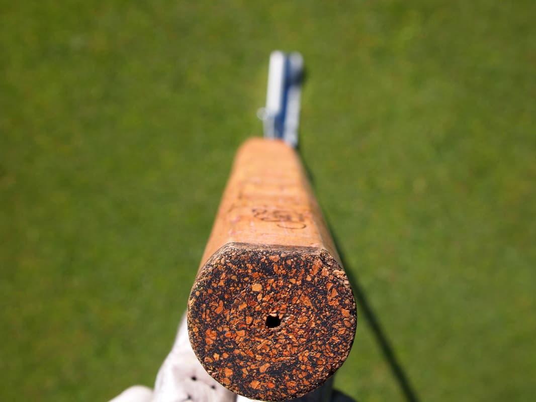 Salty NonTaper Cork Putter Grip  IGolfReviews
