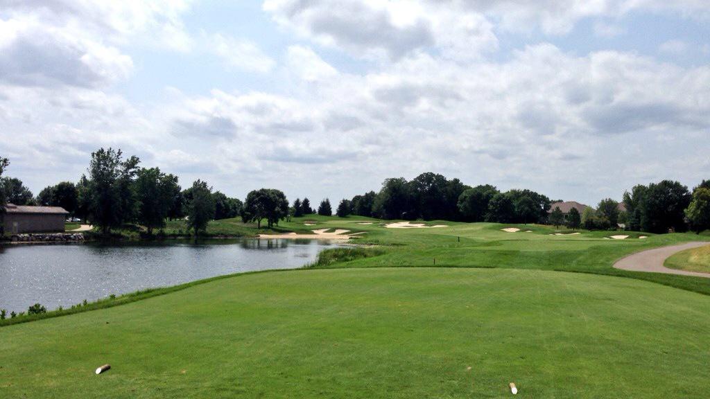 TPC Twin Cities Golf Course  IGolfReviews
