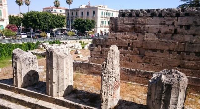 Tempio di Apollo a Ortigia, Siracusa