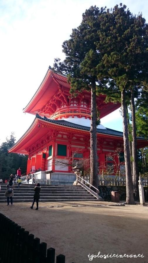 Giappone nascosto: due giorni sul Monte Koya