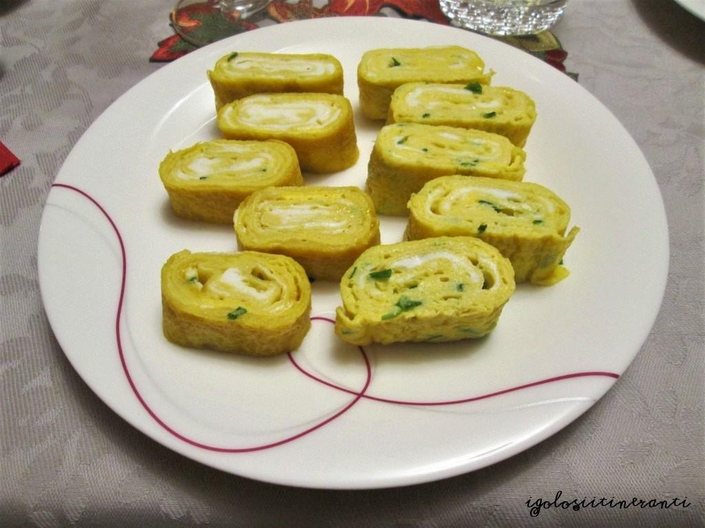 Abbinamenti golosi: tamagoyaki e Soave Classico