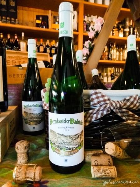 Bottiglia di Riesling Kabinett