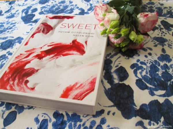 """Libro di ricette dolci, """"Sweet"""" di Yotam Ottolenghi"""