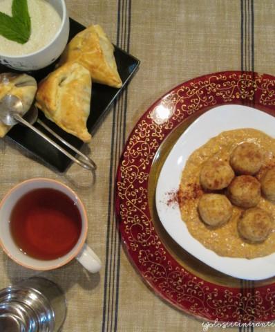 """Latti da mangiare 4.0 incontra l'India: il nostro menù """"Namasté"""""""