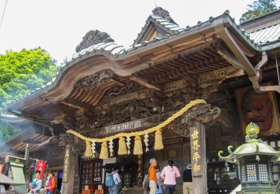 Santuario Yakuoin sul Monte Takao, Tokyo
