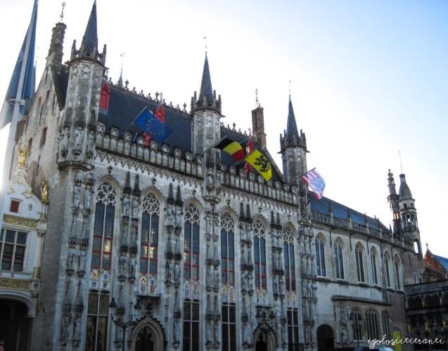 Municipio di Bruges