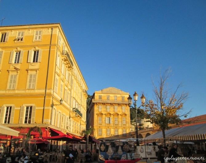 Mercati a Cours Saleya, Nizza Vecchia