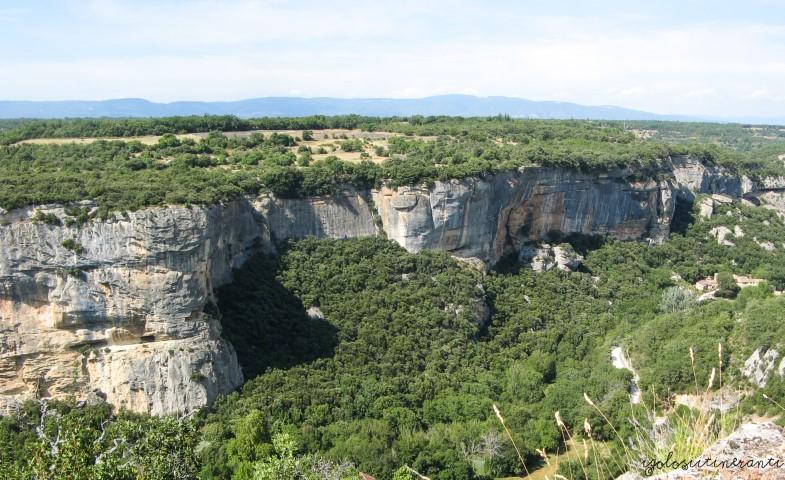 Due gite panoramiche in Alta Provenza: le Gole del Verdon e il Fort de Buoux