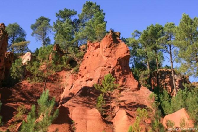 Il Sentiero delle Ocre a Roussillon