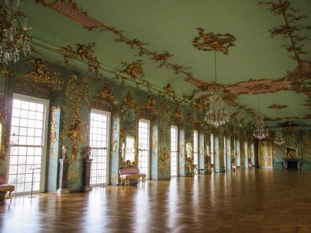 Castello di Charlottenburg, Sala da Ballo rococò, Berlino