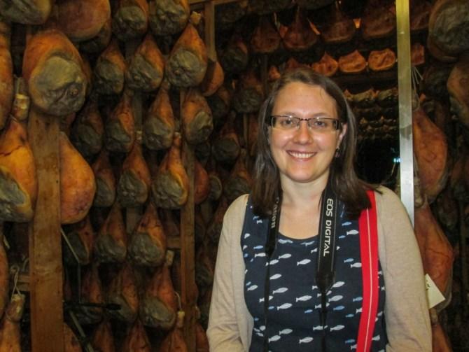 Stagionatura dei prosciutti di Parma