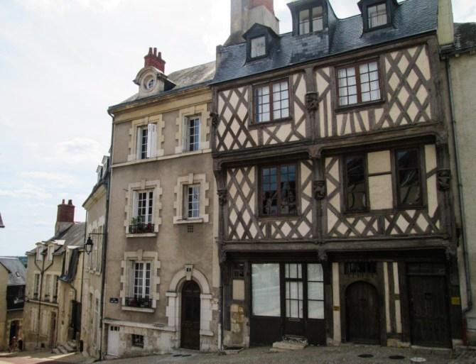 Blois, case a graticcio